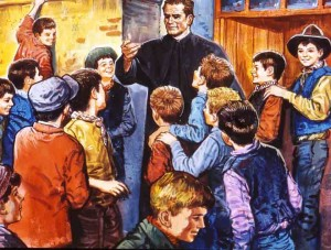 don-bosco and Youth