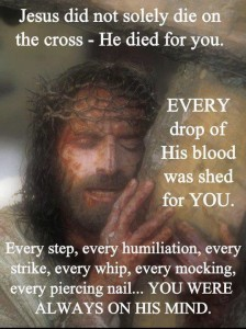 Yesusku Menderita