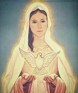 Bunda Maria dn Roh Kudus